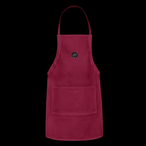 Knight654 Logo - Adjustable Apron