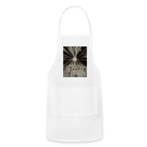 Black_and_White_Vision2 - Adjustable Apron