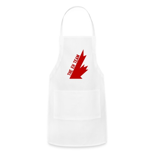 The Eh Team Red - Adjustable Apron