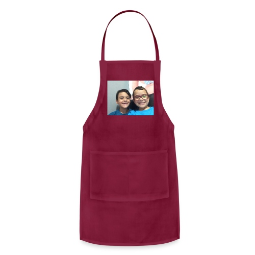 Wilson and jake's merch - Adjustable Apron