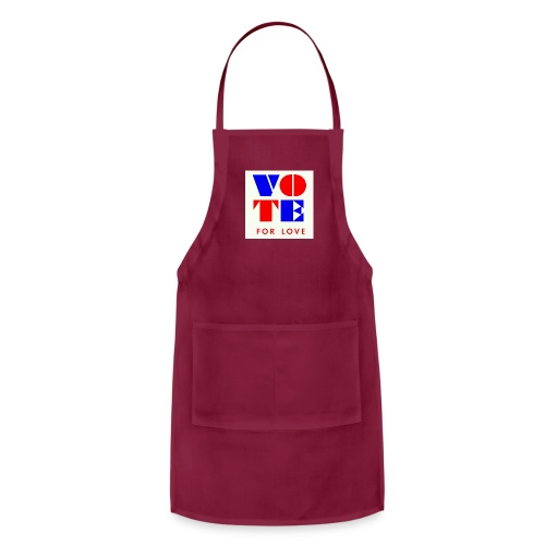 vote4love-sample - Adjustable Apron