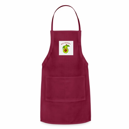 Avocadorable - Adjustable Apron