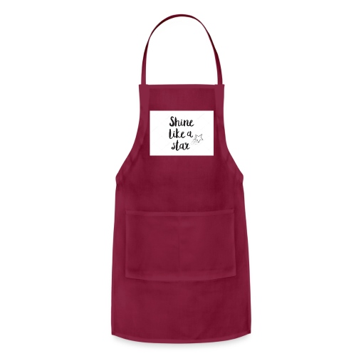shine like a star - Adjustable Apron
