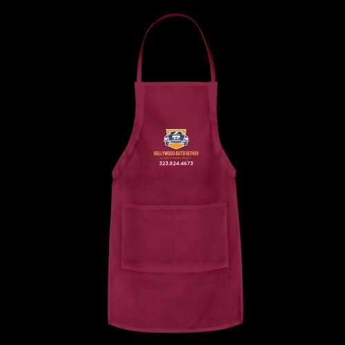 CLASSIC CARS! CLASSIC HOLLYWOOD! - Adjustable Apron
