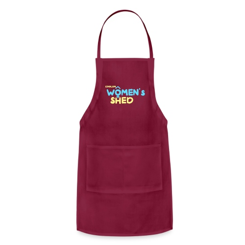 Coolum Women's Shed Tshirts - Adjustable Apron