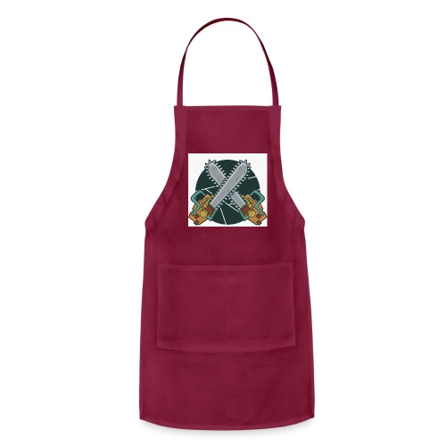 FIREWOOD FOR LIFE - Adjustable Apron
