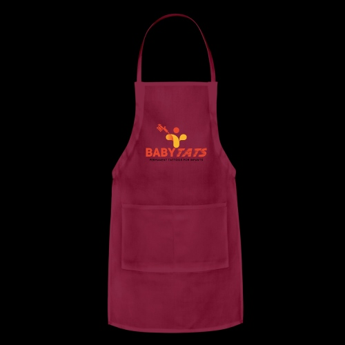 BABY TATS - TATTOOS FOR INFANTS! - Adjustable Apron