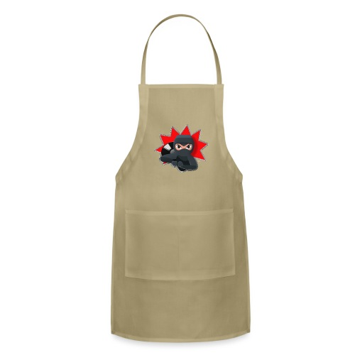 MERACHKA ICON LOGO - Adjustable Apron