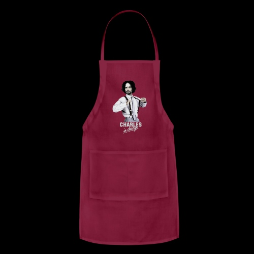 CHARLEY IN CHARGE - Adjustable Apron