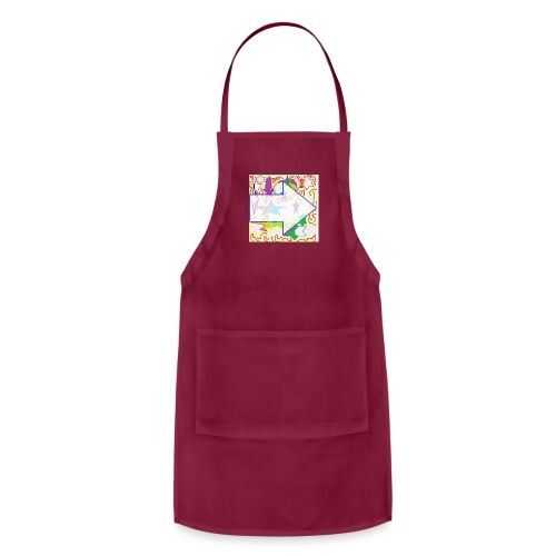 shapes - Adjustable Apron