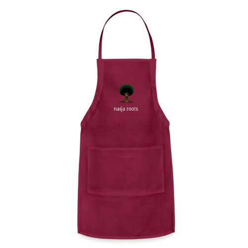 naijaroots - Adjustable Apron