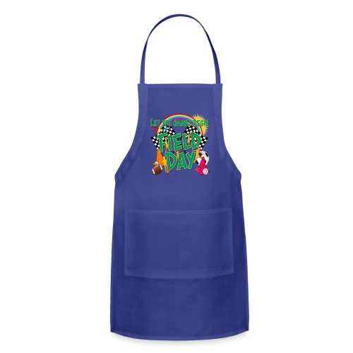 Field Day Games for SCHOOL - Adjustable Apron