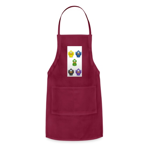 5 adiumys png - Adjustable Apron