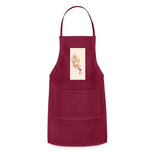 Pinup Phone & Tablet Cases - Adjustable Apron