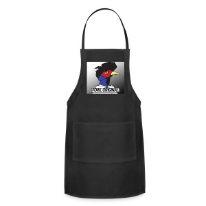 Fowl Original Logo - Adjustable Apron