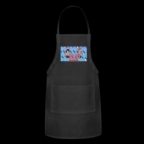 Retro Tony - Adjustable Apron