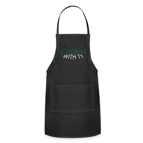 Cookin' with Ty - Adjustable Apron