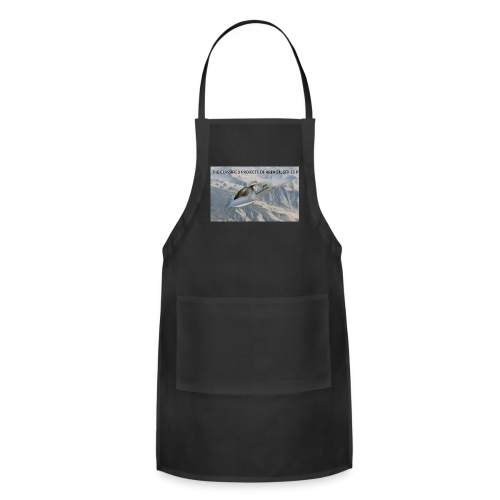 THE CLASSIFIED PROJECTS OF AREA 51 - Adjustable Apron