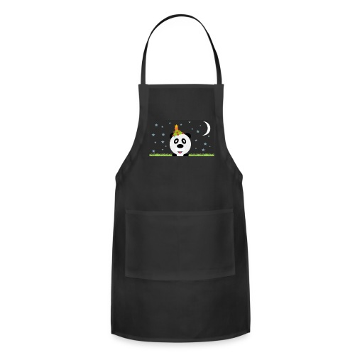 Panda Christmas - Adjustable Apron
