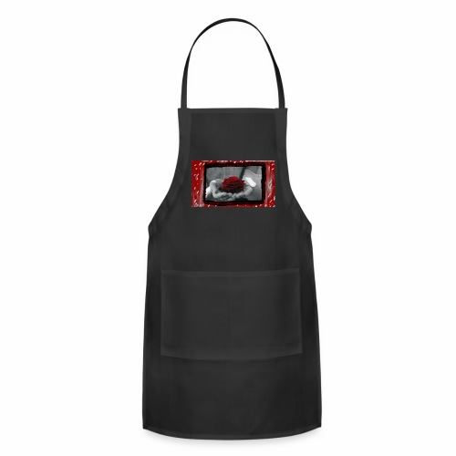 Take A Rose - Adjustable Apron