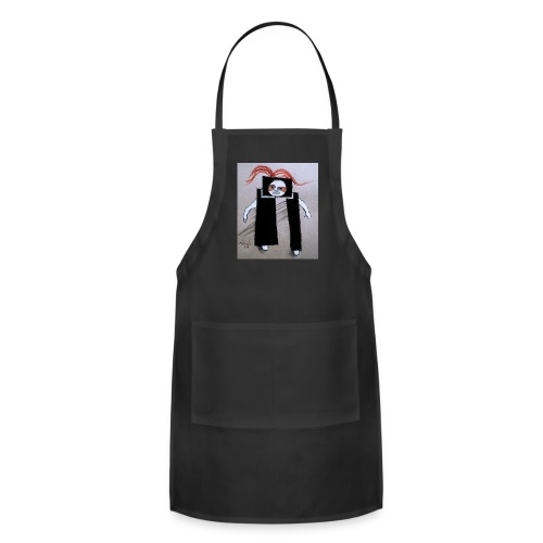 BOXED MAN - Adjustable Apron