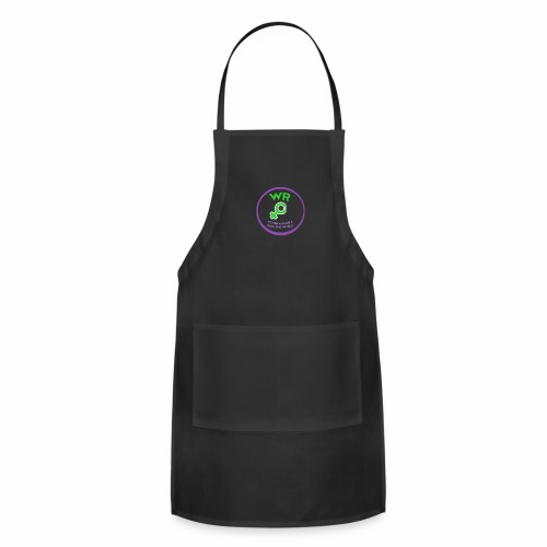 Women and Girls Rule the World - Adjustable Apron