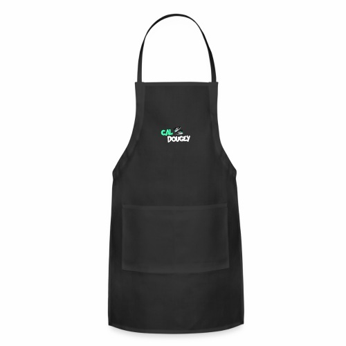 CalDougey Logo - Adjustable Apron