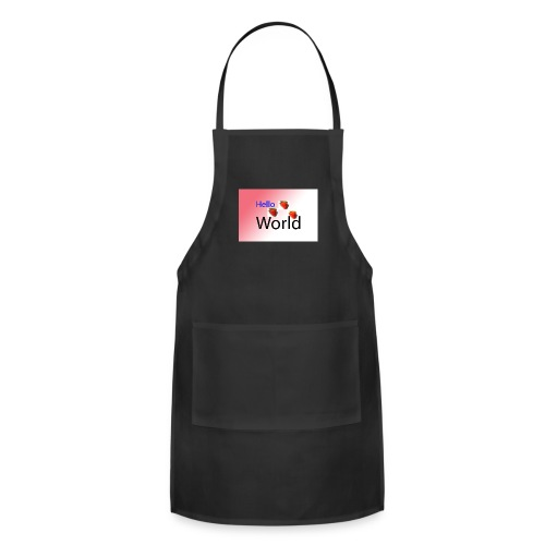 ayesha first graphic - Adjustable Apron