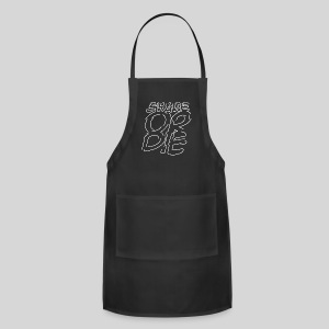 ALIENS WITH WIGS | Share Or Die - Adjustable Apron