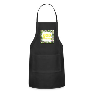 MORNING BLESSINGS - Adjustable Apron