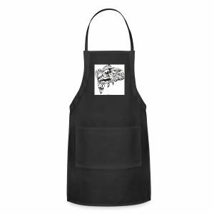 Bass T-shirt - Adjustable Apron
