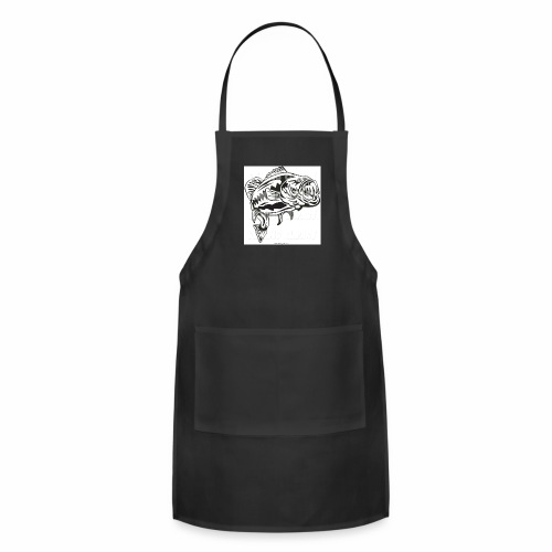 Bass T-shirt - Adjustable Apron