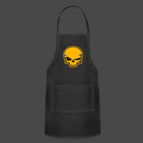 Gold Black Logo - Adjustable Apron