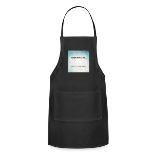 I do more than try - Adjustable Apron