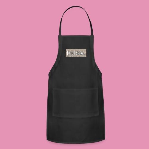 Bubba apparel, accessories - Adjustable Apron