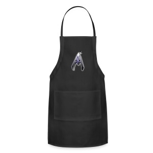 Avoh Black and white King edition - Adjustable Apron