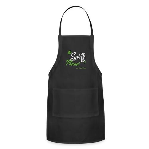 The Spliff Potcast - Logo - Adjustable Apron