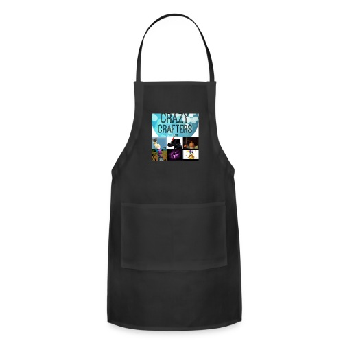 The crazy crafters - Adjustable Apron