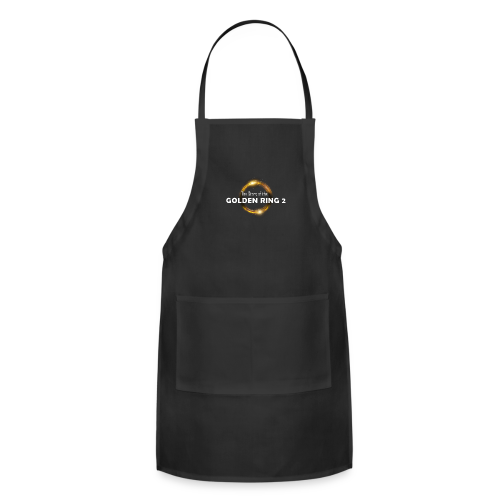 golden ring - Adjustable Apron