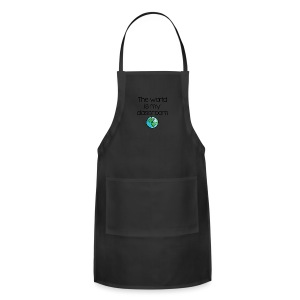 World Classroom - Adjustable Apron