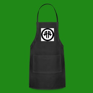 YT Logo B inside - Adjustable Apron