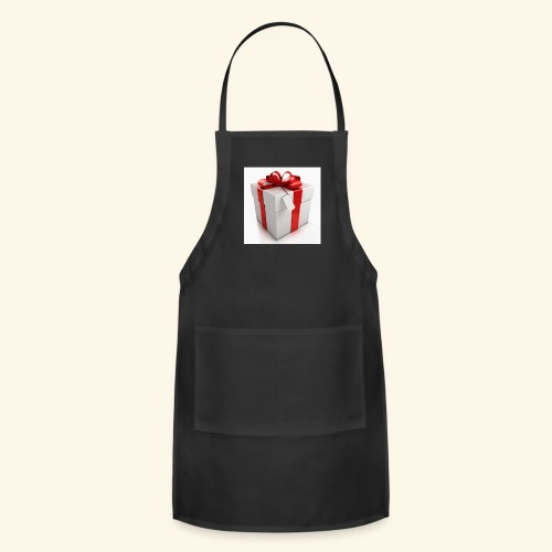 mups1 - Adjustable Apron