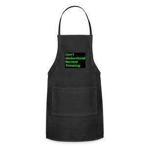 what C*** stands for - Adjustable Apron