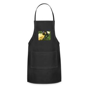 Youtube got me this bike jk - Adjustable Apron