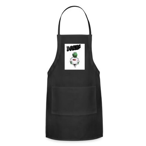 Mens_Merch(Size) - Adjustable Apron