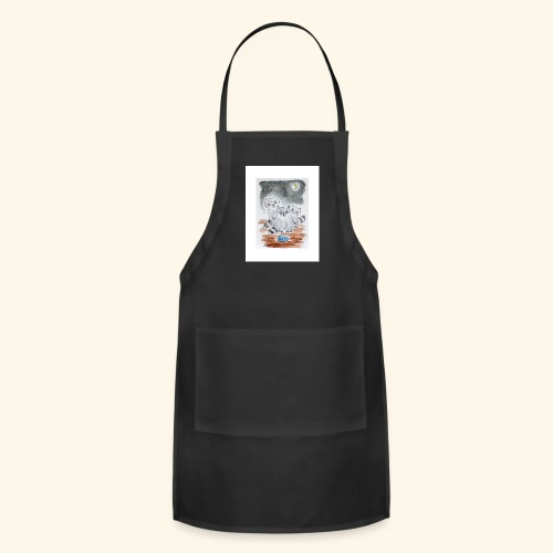 Three Little Bandits - Adjustable Apron