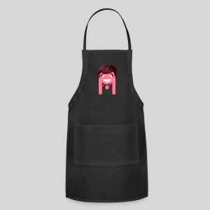 ALIENS WITH WIGS - #TeamBa - Adjustable Apron
