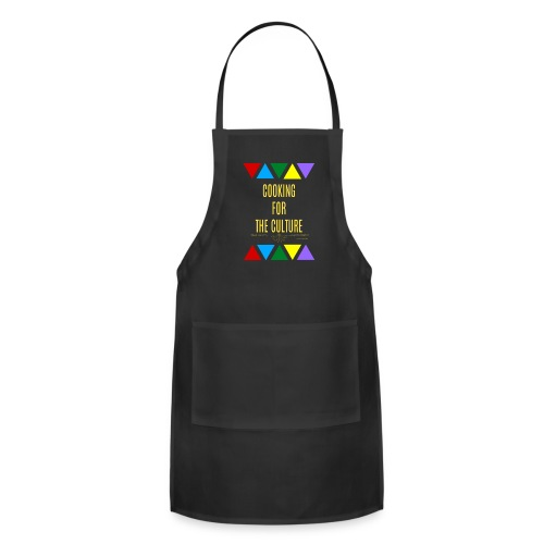 Cooking For The Culture - Adjustable Apron