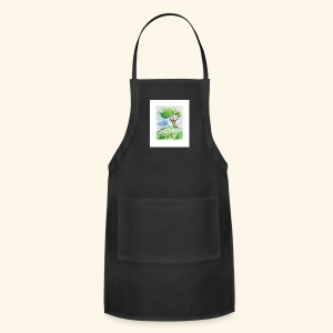 Tortoise Romance - Adjustable Apron