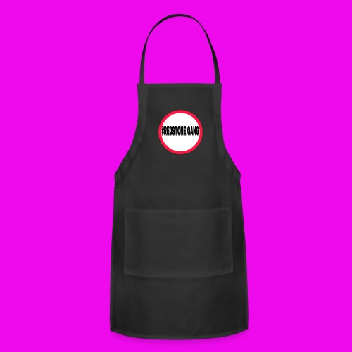 #REDSTONE GANG - Adjustable Apron